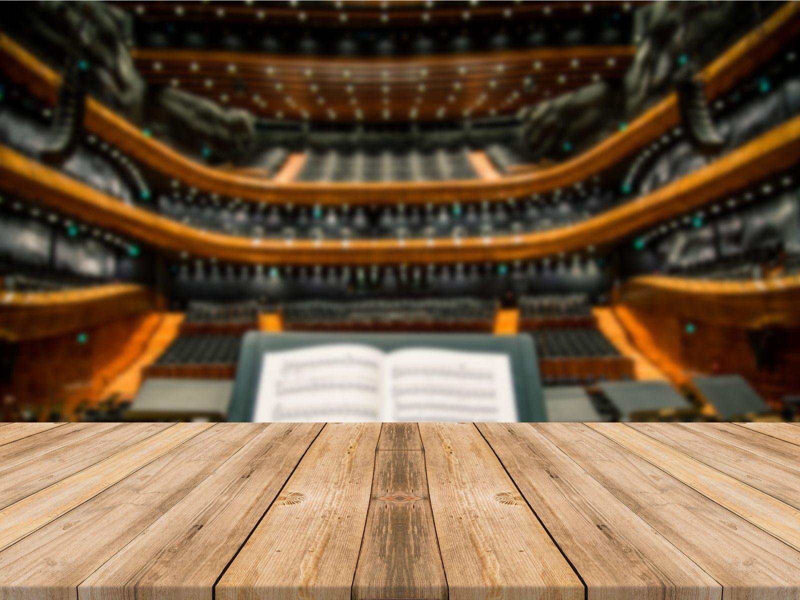 sala koncertowa pianino Casio