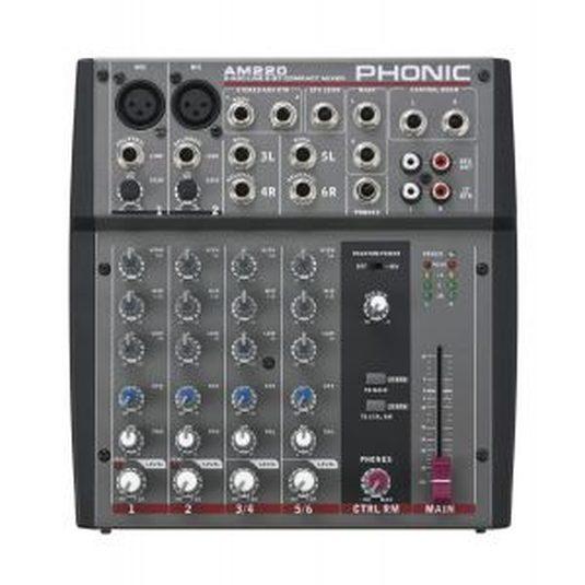 Phonic AM 220 mikser audio