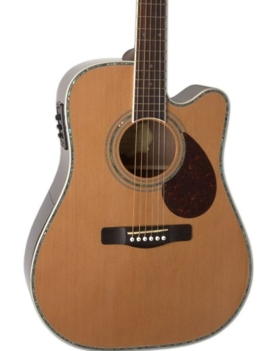Samick D-8CE N gitara elektroakustyczna