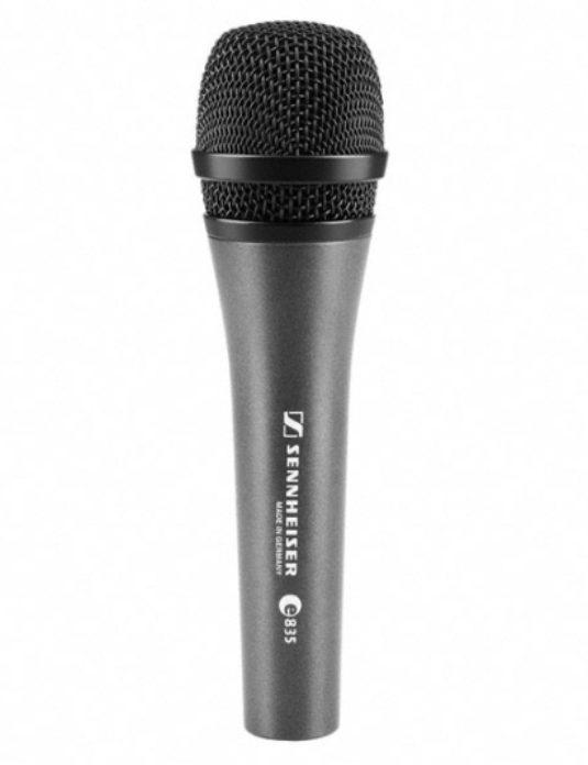 Sennheiser e835 mikrofon wokalowy