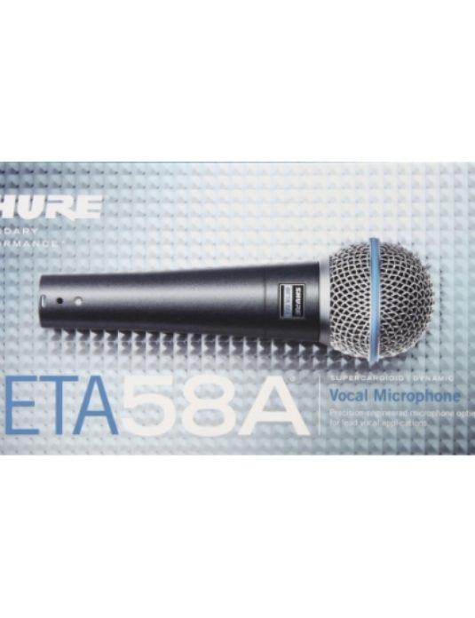 Shure Beta58A mikrofon wokalowy
