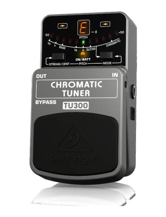 Behringer TU 300 tuner chromatyczny