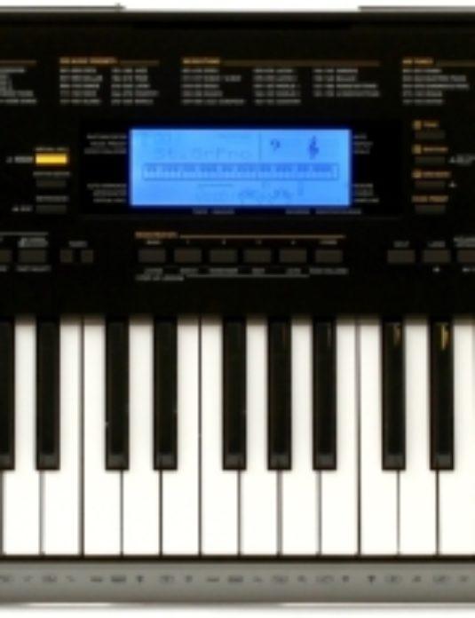 Keyboard Casio CLK 4400