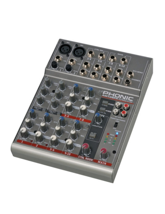 Phonic AM 105 FX mikser audio