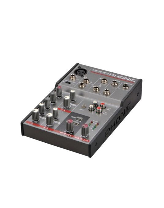 Phonic AM 120 mk III mikser audio