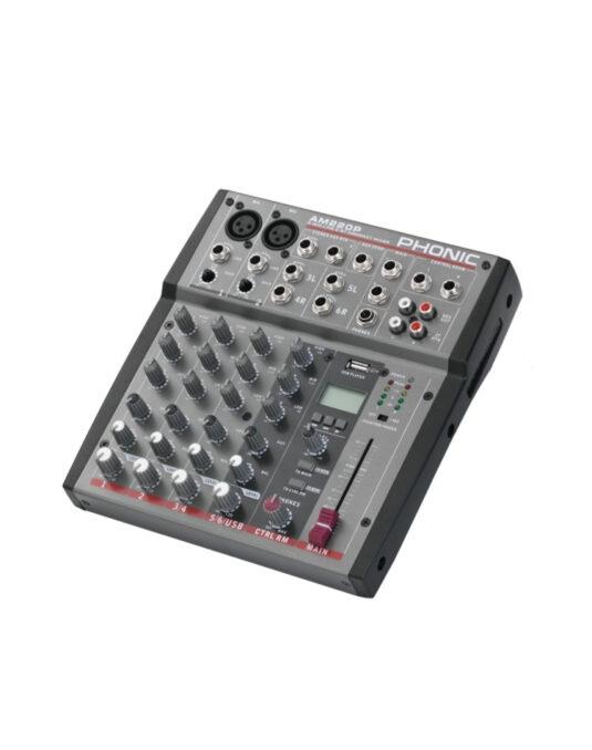 Phonic AM 220 P mikser audio