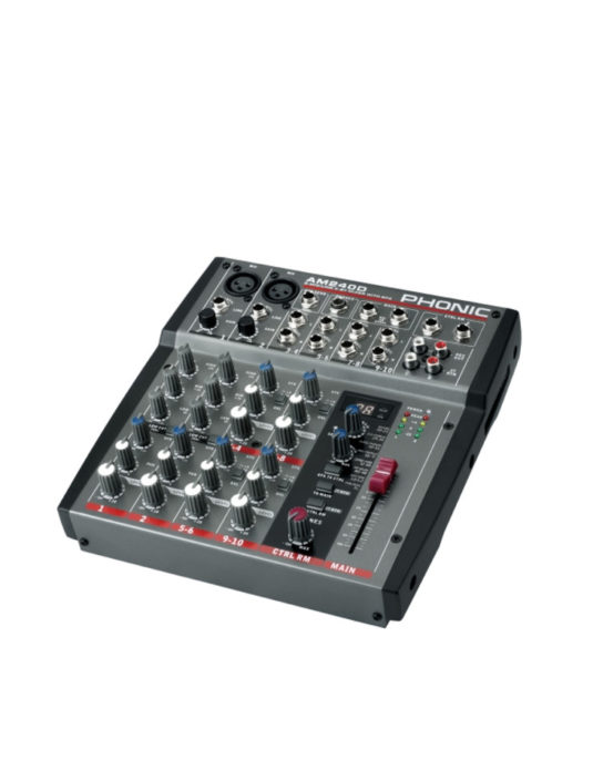 Phonic AM 240 mikser audio