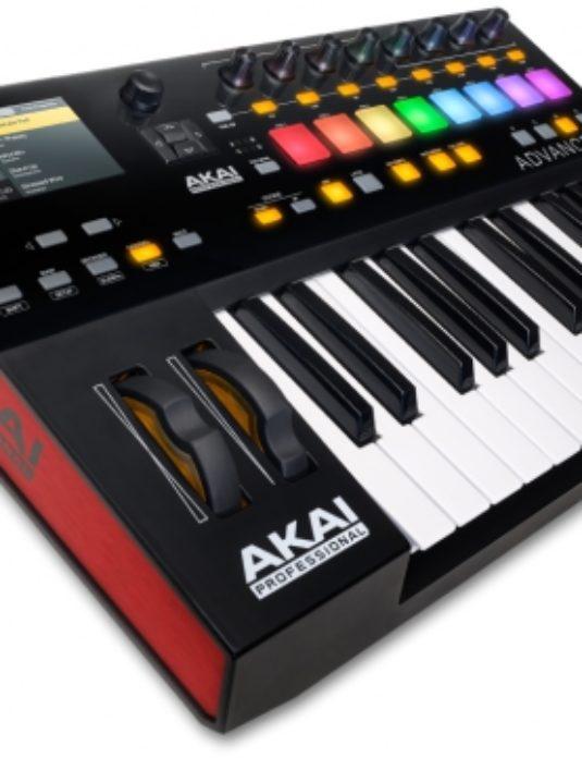 Akai Advance 25 klawiatura sterująca USB / MIDI