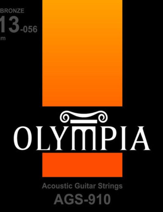 Olimpia AGS-910 Struny do gitary akustycznej
