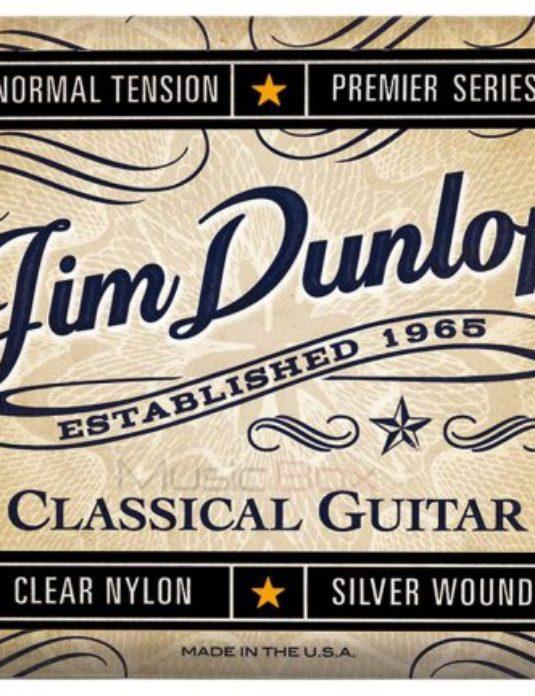 Dunlop DPV101 Struny do gitary klasycznej