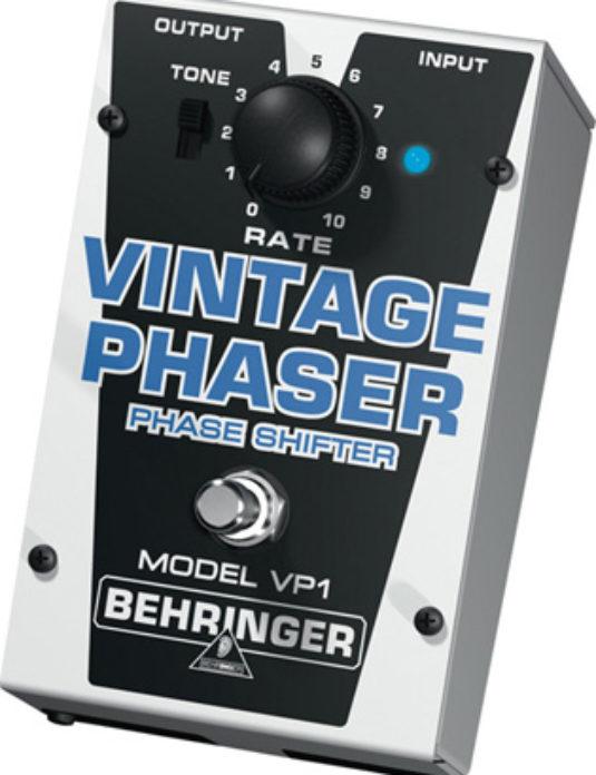 Behringer VP1 Vintage Phaser efekt gitarowy