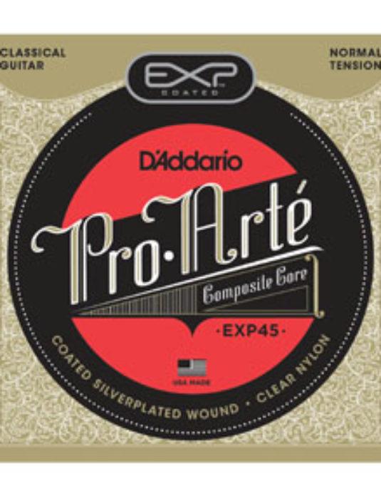 """D'Addario EXP45 .28""""-.44"""" Struny do gitary klasycznej"""