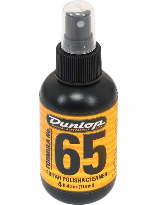 Dunlop 654 Guitar Polish płyn do gitary