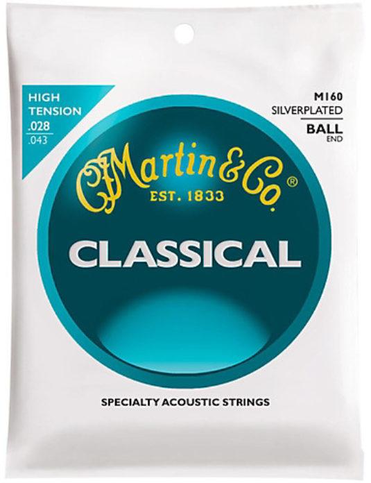 Martin&Co. M160 Struny do gitary klasycznej