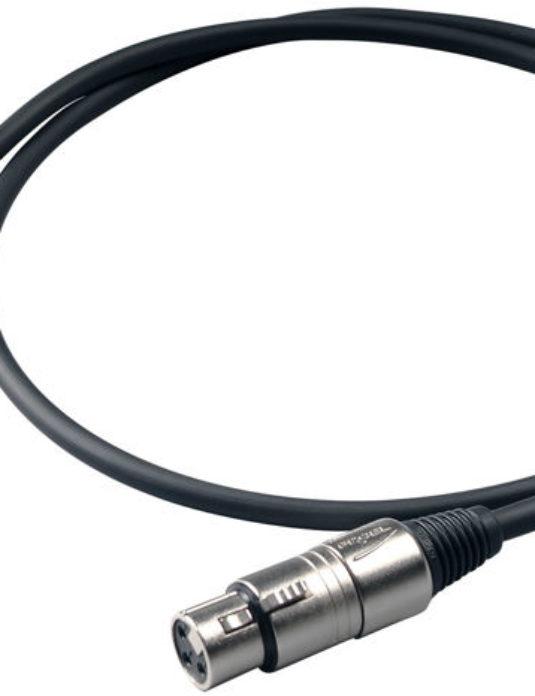Proel BULK200LU5 kabel mikrofonowy 5m