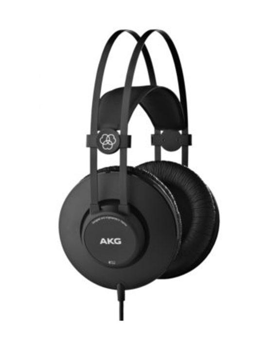 AKG K52 zamknięte słuchawki studyjne