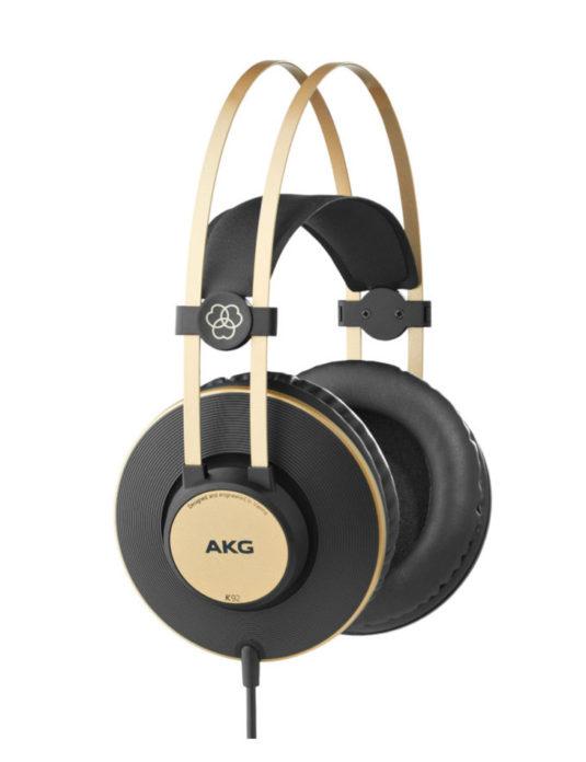 AKG K92 zamknięte słuchawki studyjne