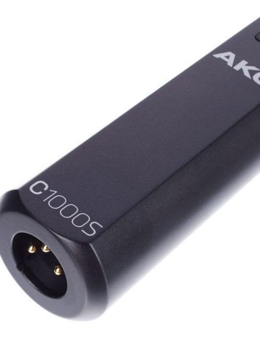 AKG C1000s Mk4 mikrofon pojemnościowy