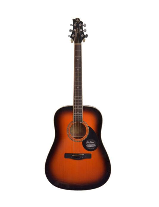 Samick GD-100S VS gitara akustyczna