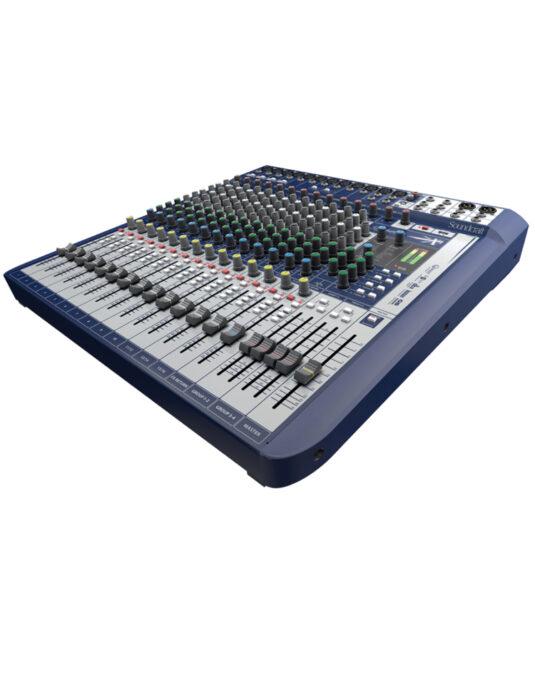 Soundcraft Signature 16 mikser audio