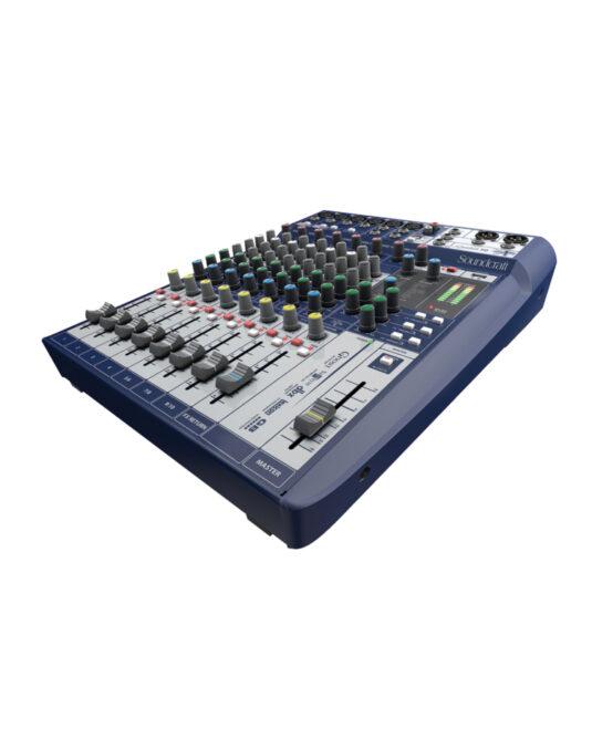 Soundcraft Signature 10 mikser audio
