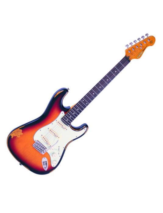 Gitara elektryczna Vintage V6MRSSB