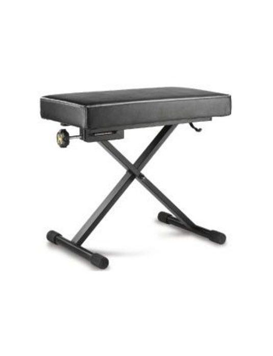 Hercules KB200B krzesło/ława do instrumentów klawiszowych