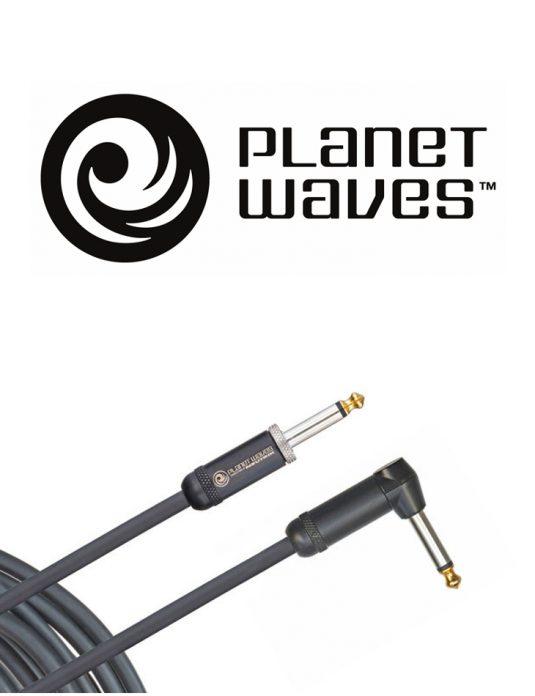Planet Waves PW-AMSGRA-10 kabel instrumentalny 3m