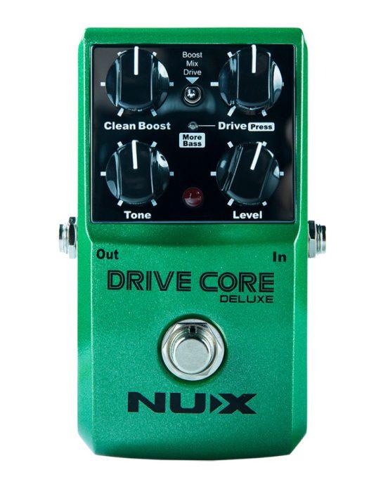 NUX DRIVE CORE Deluxe efekt gitarowy - overdrive