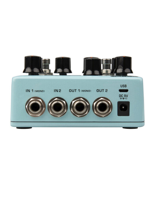 NUX NDD-6 DUOTIME stereo delay