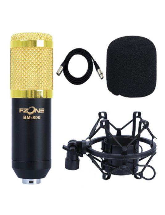 FZONE BM-800 mikrofon wielkomembranowy