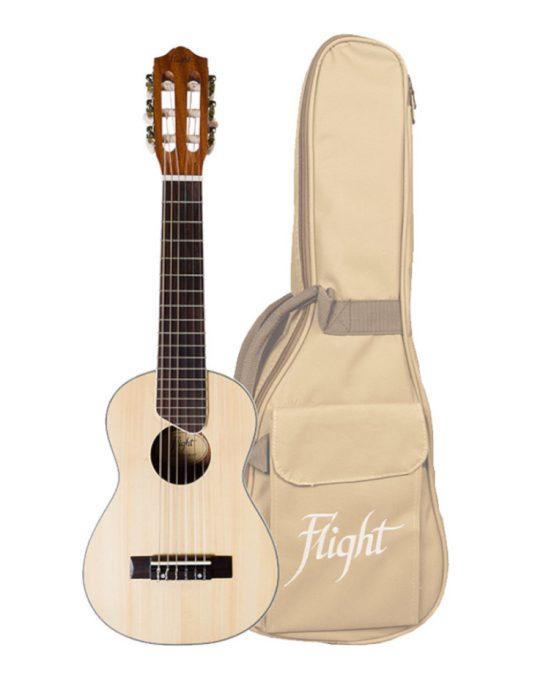 FLIGHT GUT 350 SP/SAP guitarlele