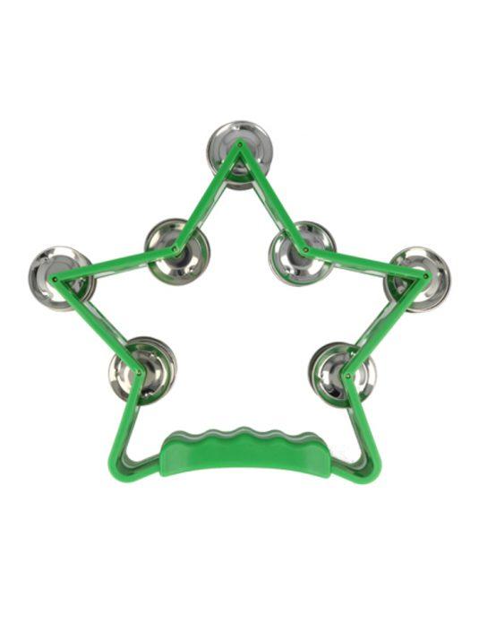 KUGO KGTG14 GR tamburyn ręczny (gwiazda)