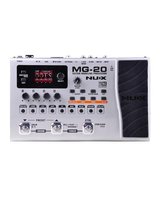 NUX MG-20 multiefekt gitarowy