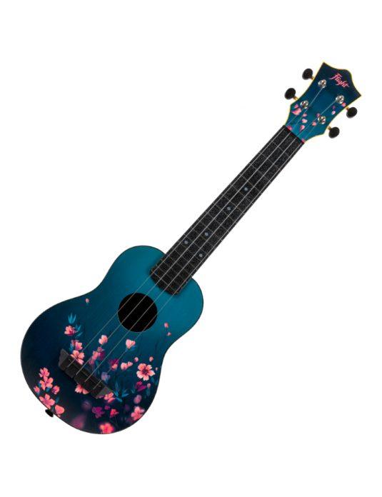 Flight TUSL32 SAKURA ukulele sopranowe longneck z serii TRAVEL