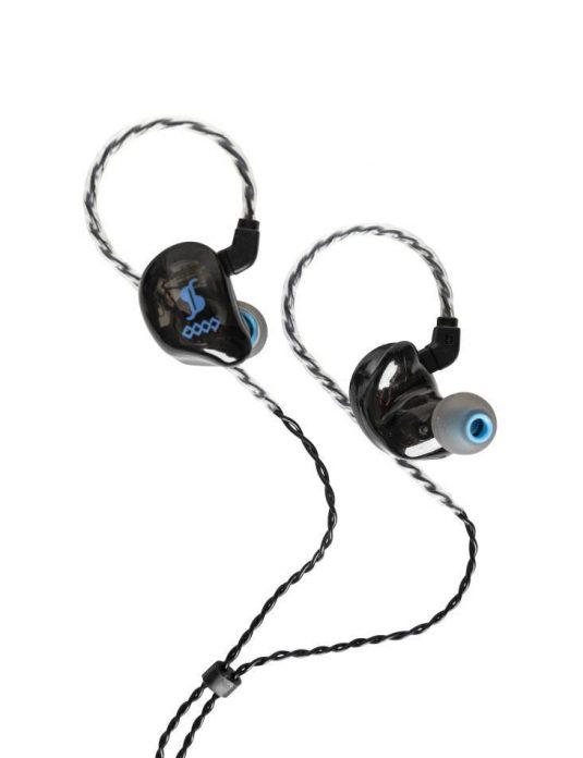 Stagg SPM-435 BK słuchawki douszne
