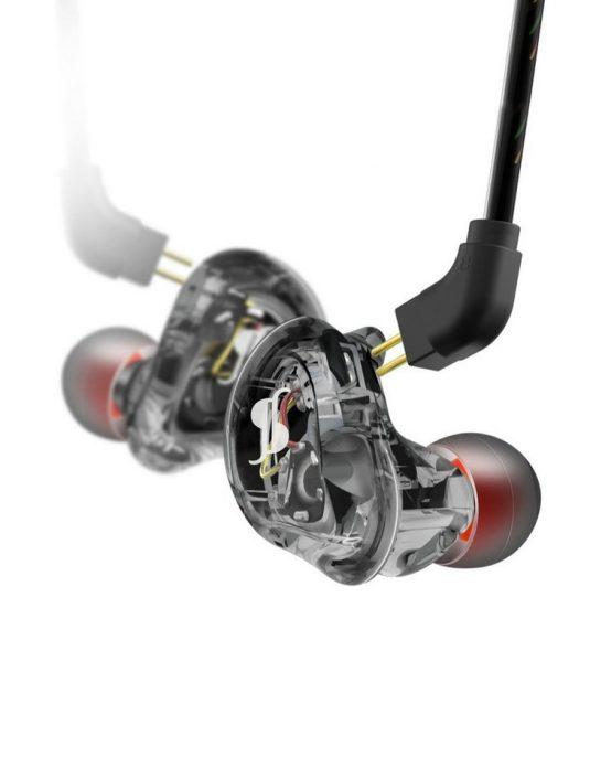 Stagg SPM-235 BK słuchawki douszne