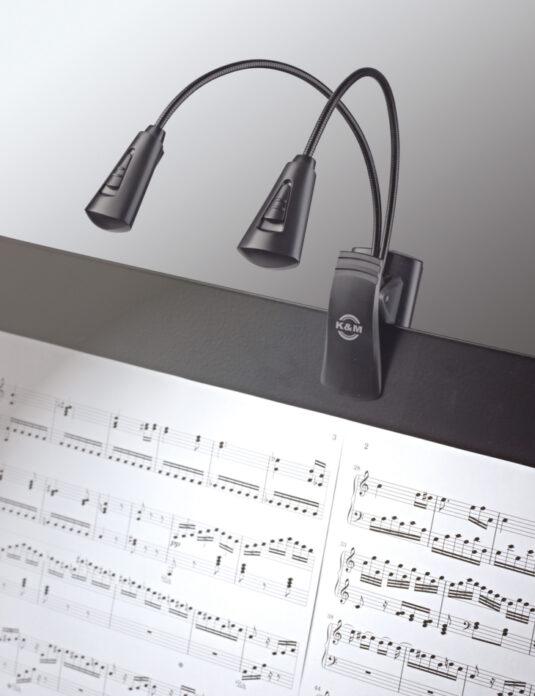 K&M 12244 lampka LED na pulpit